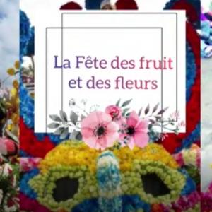 ¡La fiesta de las flores y los frutos! – Trabajo de los B1.1