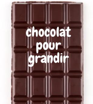 ¿El chocolate para crecer? – Trabajo de los A1.2